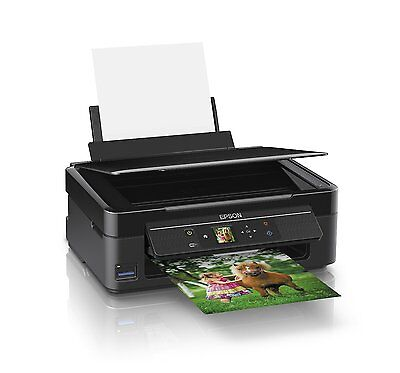 Epson XP-332 Wireless All in One Printer With Ink A4 Scanner Wi-Fi Inkjet Wifi