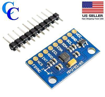 Mpu9250 Imu 9-axis Altitude Gyro Acceleration Magnetometer Sensor Module Arduino