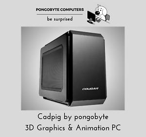 Wags by pongobyte - AMD Ryzen 5 3600X 16GB RAM Audio DAW PC