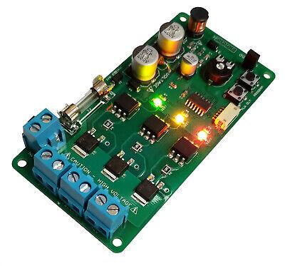 """Traffic Light Controller / Sequencer """"Noiseless"""" 85V-265V / 650W per channel"""