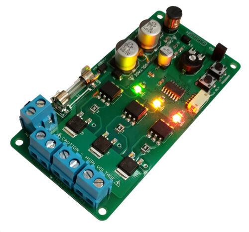 """Traffic Light Controller / Sequencer """"Noiseless"""" 120V-240V / 650W per channel"""