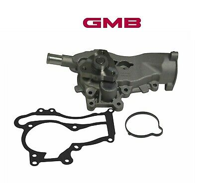 For Buick Encore Chevy Cruze Sonic Trax L4 1.4L Engine Water Pump & Gasket GMB