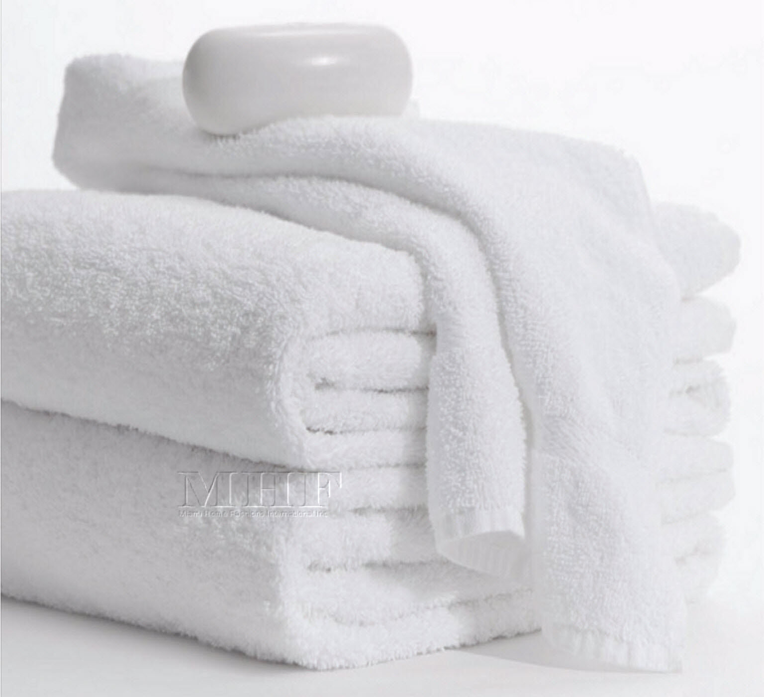 bath towels 12 pack 22x44 inches white