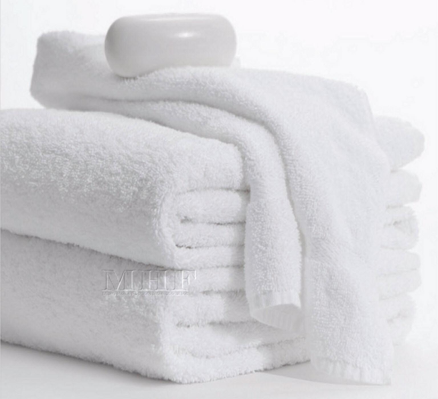 bath towels brand 24x48 inches white 8