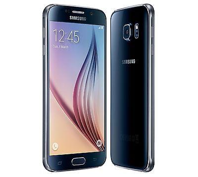 Samsung Galaxy S6 64GB BLACK SM-G920T (T-Mobile) Smartphone