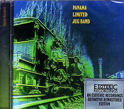 PANAMA LIMITED JUG BAND same + 2 bonus tracks Esoteric CD NEU OVP Jug Band