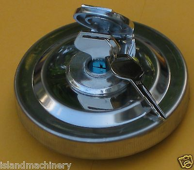Komatsu Locking Fuel Cap Pc05-6,pc10-6,pc25-1,pc30r-8