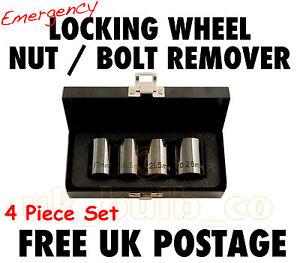 Locking-Wheel-Nut-Bolt-Remover-For-Audi-all-inc-S8-TT-V8-LOST-BROKEN-KEY
