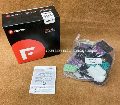 NEW Fortin THAR-NIS4 T-Harness for Select Infiniti & Nissan Push Start Vehicles