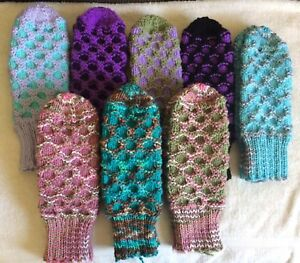 Women's mitts