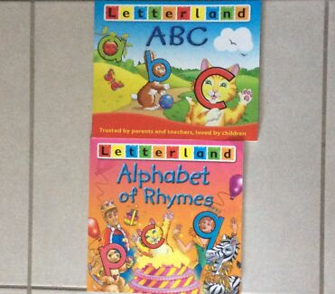 Letterland ABC and Alphabet of Rhymes