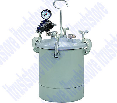 Sculptor Air Pressure Pressurizing Paint Pot Tank Hold Full Can 2 1/2 Gallon for sale  Shipping to Canada