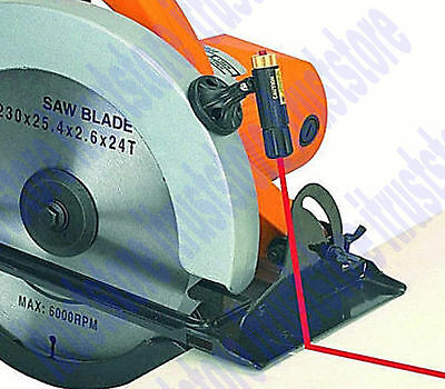 Circular Saw Laser Guide Line Attachment