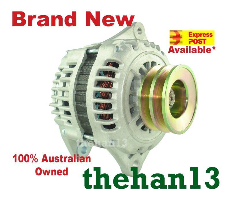 Alternator  For Holden Rodeo  Jackaroo Turbo Eng  4JXIT Diesel 3.0L 98-2004
