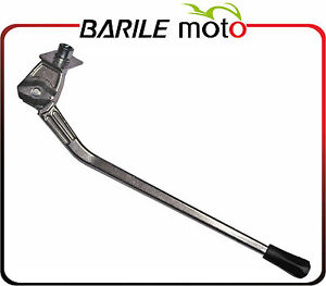 Cavalletto-Reggiciclo-Laterale-in-Alluminio-Bici-MTB-City-Bike-L-305-mm