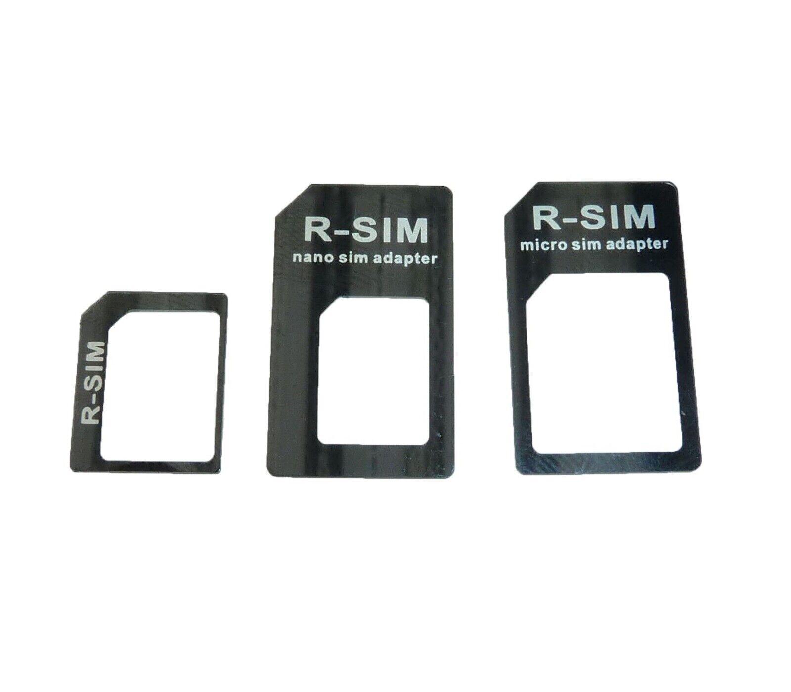 Nano Sim Karte Bilder.Nano Sim Karten Adapter 3 In 1 Und Micro Sim Adapter Iphone 4 4s