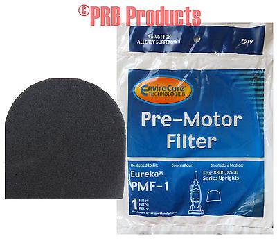 - Eureka PMF1 Washable Foam Filter #77583-333N Capture Vacuum Upright Bagless 8800