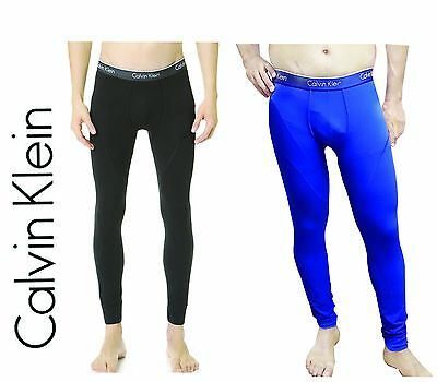 Stretch Air Pants - Calvin Klein Men's Air FX Micro Stretch Athletic Pants NB1100 Long Black Blue