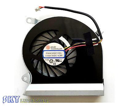 New Laptop CPU Cooling Fan for MSI GE60 MS-16GA MS-16GC CPU-VGA E33-0800401-MC2