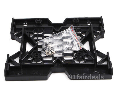 2.5 / 3.5 to 5.25 Drive Bay Computer Case Adapter HDD Mounting Bracket SSD USA