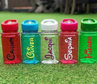 tzerdefiniert Disney Name Kinder Trinkflasche Flip Strohhut (Personalisierte Kinder-trinkflasche)