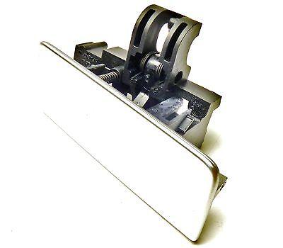 Fiat Grande Punto Silver Glove Box Lid Handle 735450126 New & GENUINE