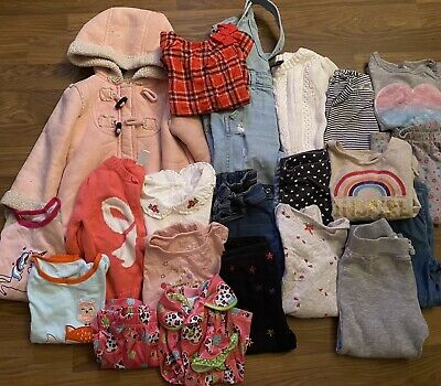 Baby Girl~ fall/winter~ Play Clothes~Sz 18-24 Months/ Lot Of 21/old Navy/