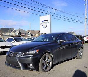 2014 Lexus IS 350 ACCIDENT FREE | ALLOYS | LOW MILEAGE | SUNR...