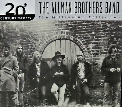 Best of The ALLMAN BROTHERS BAND,NEW CD 11 Greastest Hit Collection 20th