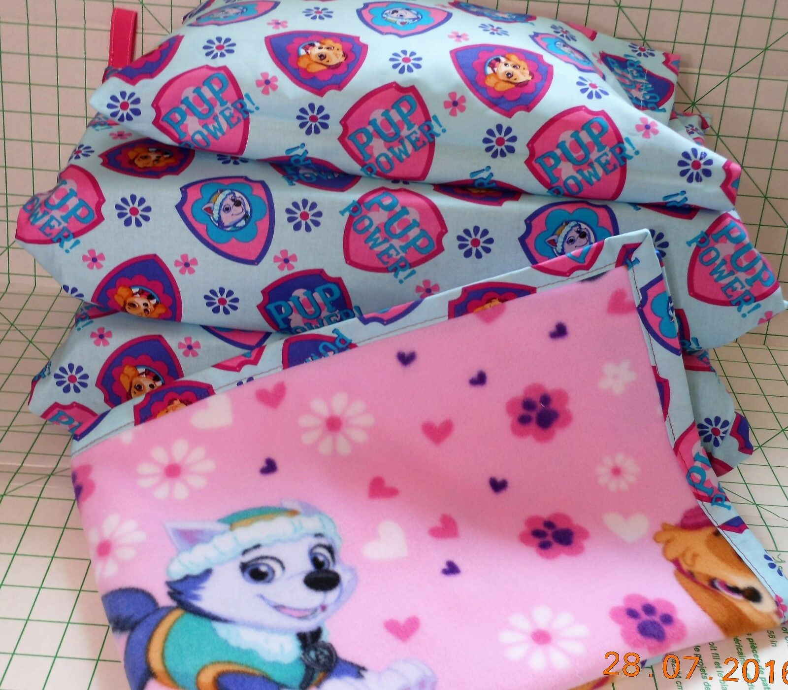 SKYE Paw Patrol for Girls PAW POWER - KINDERMAT Cover OR 2,