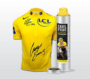 CADEL-EVANS-HAND-SIGNED-LIMITED-EDITION-2011-YELLOW-JERSEY-TOUR-DE-FRANCE
