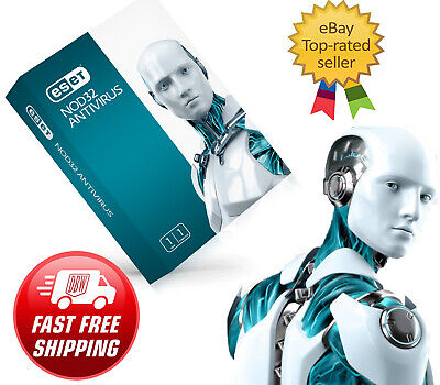 ESET NOD32 Internet Security, Activation License 2021, 1 Device PC, 1 Year