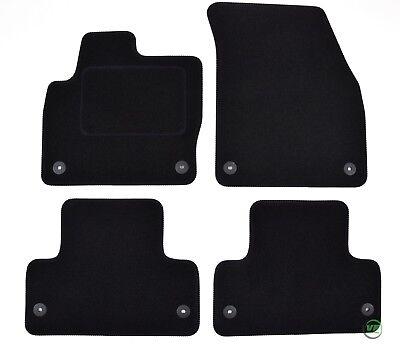 Fußmatten bordeaux Range Rover Sport ab 2013 Automatten Autoteppiche
