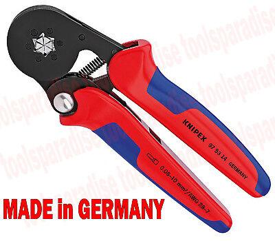Ferrule End Sleeve Wire Crimping Plier Tool Hex Crimper Din Standard