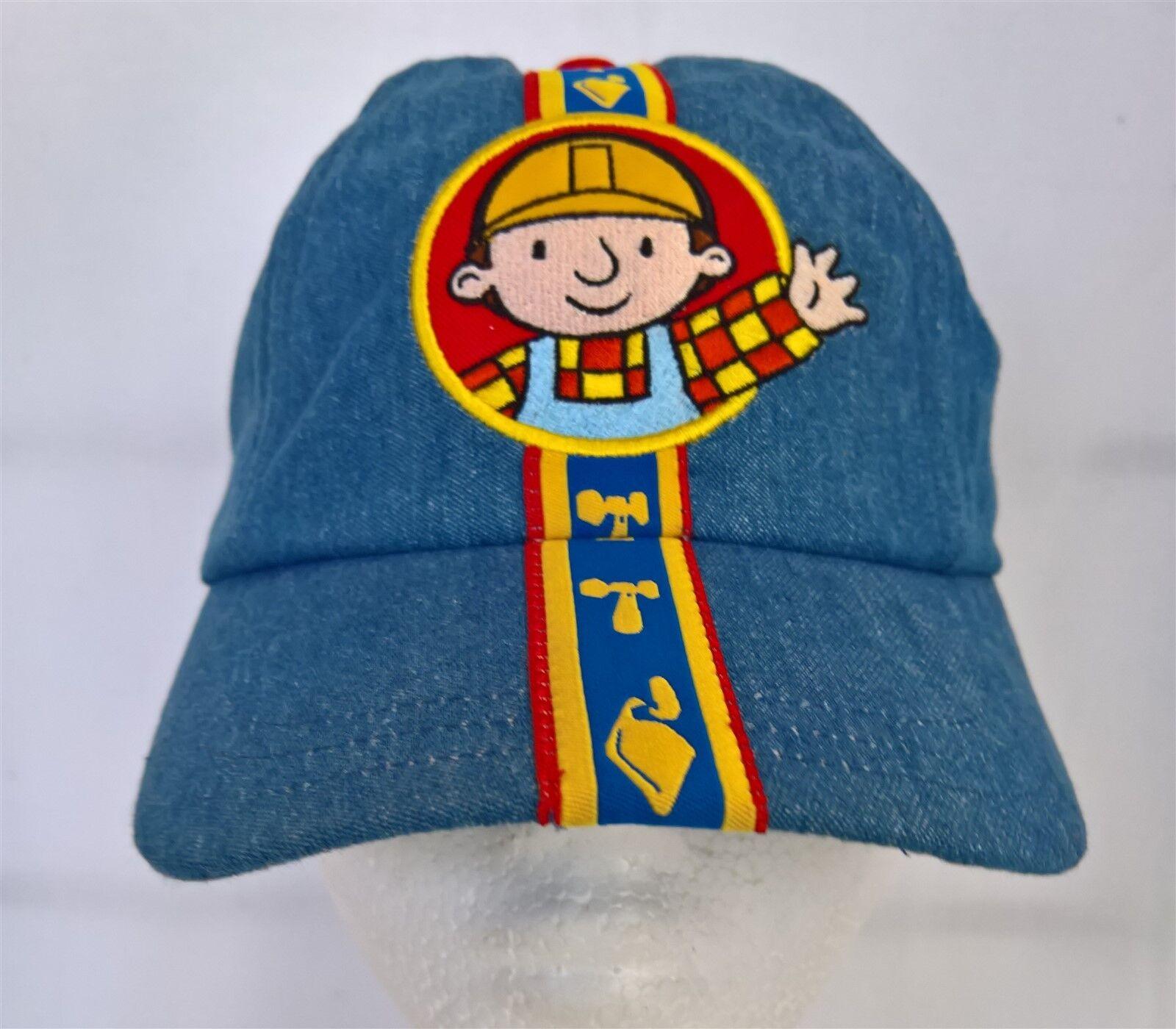 ~ Bob the Builder SUN HAT CAP LEGIONNAIRES