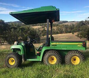 John Deere Gator Inglewood Adelaide Hills Preview