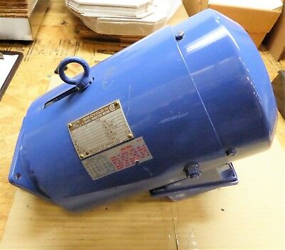 Sm-cyclo 3 Phase Induction Motor 2 Hp M5fgf621