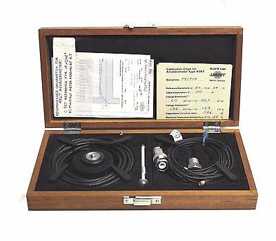 Bruel Kjaer Type 4367 Piezoelectric Accelerometer