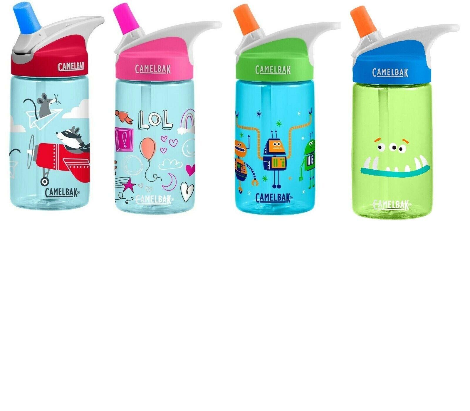 CamelBak Eddy Kids 12oz Water Bottle - Choose Style