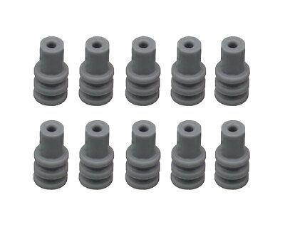 10x Seal Dichtung Tülle für Stecker Steckverbinder VW 357 972 740D 357972740D