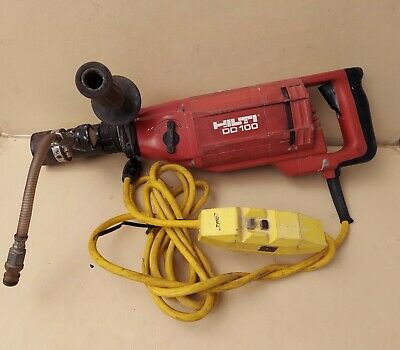 Hilti Dd100 Diamond Core Drill Concrete Hole Drill Used