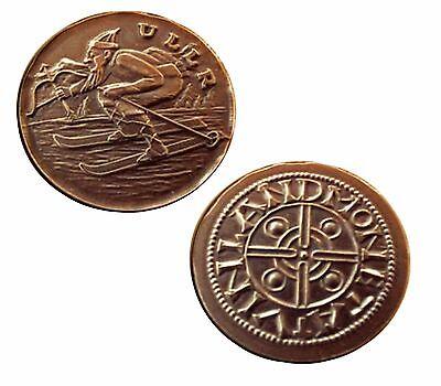 Vinland Bronze Penny of ULLR