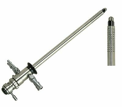 1pc Cystoscopy Hysteroscopy 26fr Resectoscope Inner Outer Sheath Continuous Flow