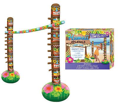 Aufblasbare Limbo Spiel - Spielzeug Hawaii Strand Poolparty Sommer Geschenk