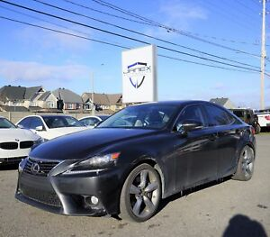 2014 Lexus IS 350 ACCIDENT FREE | ALLOYS | LOW MILEAGE | SUNR...