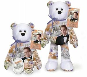 Elvis-Presley-Wedding-Bells-Bear-17th-Issued-in-the-Series-of-28-NEW