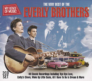 [NEW] 2CD: THE VERY BEST OF THE EVERLY BROTHERS