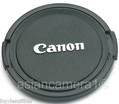 Snap-On Front Lens Cap For Canon EF 50MM 1:1.8 II LENS 52 mm Dust Safety Cover