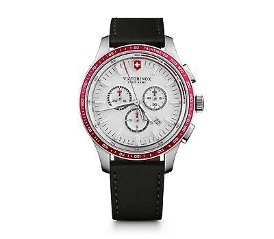 *BRAND NEW* Victorinox Swiss Army Men's Alliance Sport Chronograph  Watch 241819