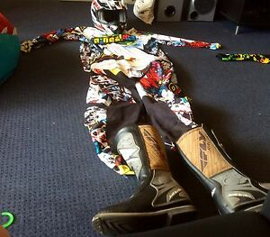 Motorcycle Gear Thornton Maitland Area Preview